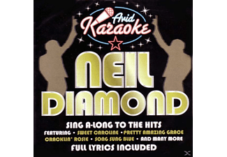 Karaoke - Neil Diamond Karaoke (Cd) - (CD)