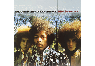 The Jimi Hendrix Experience - Bbc Sessions - (Vinyl)