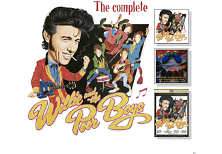 Willie And The Poor Boys - Complete Willie And The Poor Boys - (CD + DVD Video)