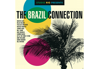 Studio Rio - Studio Rio Presents: The Brazil Connection - (Vinyl)