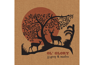 Mofro, Jj Grey - Ol' Glory (Gatefold 2lp+Mp3) - (LP + Download)