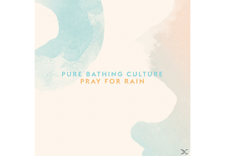 Pure Bathing Culture - Pray For Rain - (CD)
