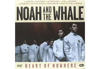 Noah And The Whale - Heart Of Nowhere - (Vinyl)