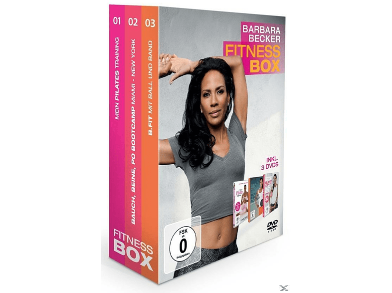 Barbara Becker 3er-Box [DVD]