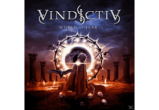 Vindictiv - World Of Fear [CD]