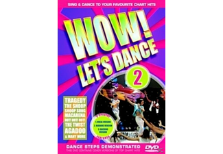 Wow! Let's Dance - Vol. 2 - (DVD)