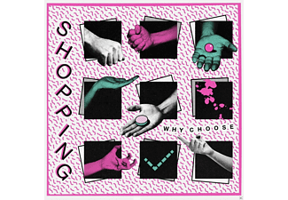 Shopping - Why Choose (Lp) - (Vinyl)