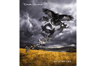 David Gilmour - Rattle That Lock | CD + DVD Video