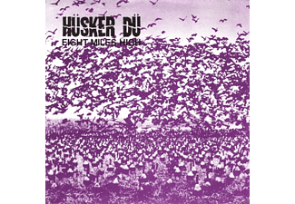 Hüsker Dü - EIGHT MILES HIGH - (Vinyl)