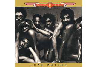 The New Birth - Love Potion - (CD)