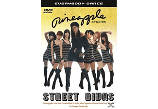 Pineapple Studios-Everybody Dance-Street Divas - (DVD)