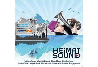 VARIOUS - Bayern 2-Heimatsound - (CD)