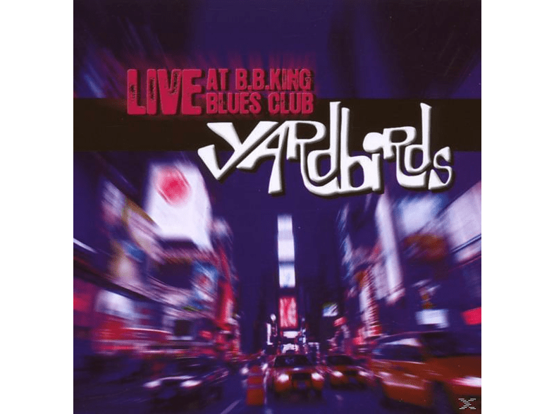 The Yardbirds - Live At B.B.King Blues Club [CD]