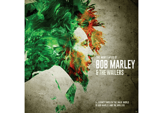 VARIOUS, The Wailers - Many Faces Of Bob Marley & The Wailers - (CD)