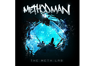 Method Man - The Meth Lab [CD]