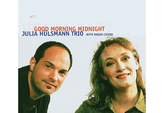 Roger Cicero, Julia Trio Hülsmann - Good Morning Midnight - (CD)