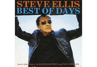 Steve Ellis - Best Of Days - (CD)