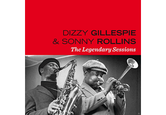Sonny Rollins, Dizzy Gillespie - The Legendary Sessions - (CD)
