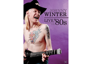 Johnny Winter - Live Through The '80s - (DVD)