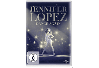 Jennifer Lopez - Dance Again - (DVD)