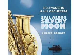 Billy Vaughn Orchestra - Billy Vaughn: Sail Along Silvery Moon [CD]