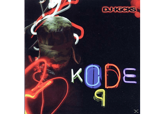 Kode 9 - Dj Kicks - (CD)
