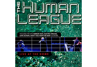 The Human League - Live At The Dome - (CD + DVD Video)