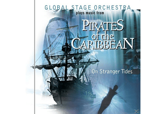 Global Stage Orchestra - Pirates Of The Caribean - On Stranger Tides - (CD)