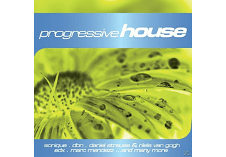 VARIOUS - Progressive House - (CD)
