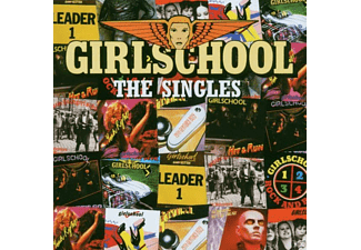 Girlschool - The Singles - (CD)