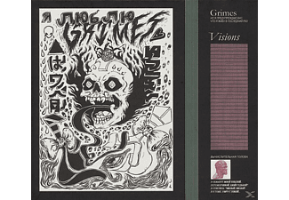 Grimes - Visions - (CD)