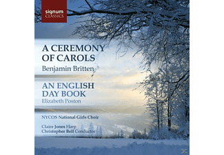 VARIOUS - Britten: A Ceremony Of Carols / Poston: An English Day-book - (CD)