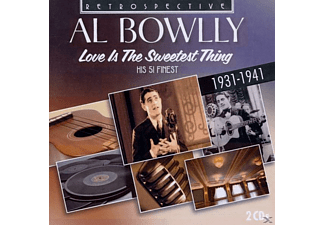 Al Bowlly - Love is the Sweetest Thing - (CD)