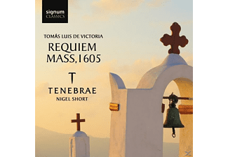 Nigel Short Tenebrae - Requiem Mass, 1605 - (CD)