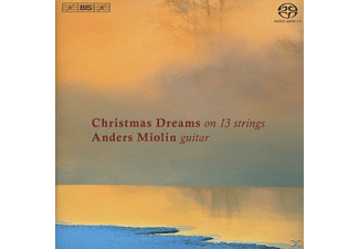 Miolin Andreas, Anders Miolin - Christmas Dreams on 13 strings - (SACD Hybrid)
