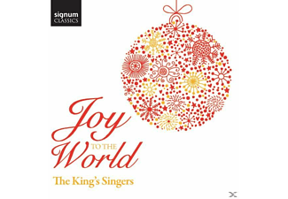The King's Singers - Joy To The World - (CD)