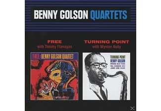 Benny Golson Quartets - Free/Turning Point - (CD)