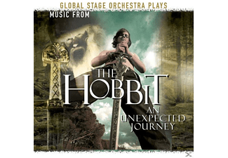 Global Stage Orchestra - The Hobbit: An Unexpected Journey - (CD)