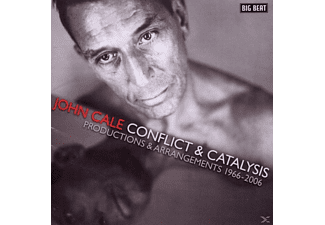 VARIOUS - John Cale-Conflict & Catalysis-Productions & A - (CD)