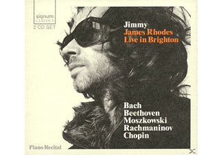 James Rhodes - James Rhodes Live in Brighton-Piano Recital - (CD)