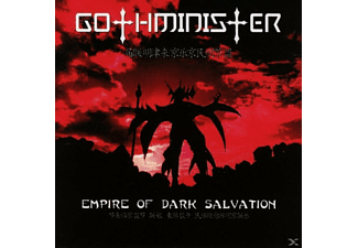 Gothminister - Empire Of Dark Salvation (Re-Release) - (CD)