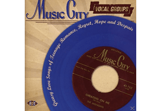 VARIOUS - Music City Vocal Groups [CD]