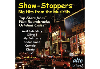 Andrews/Harrison/Nixon/Keel/Moody/Burton/+ - Show-Stoppers-Hits from Hit Musicals - (CD)