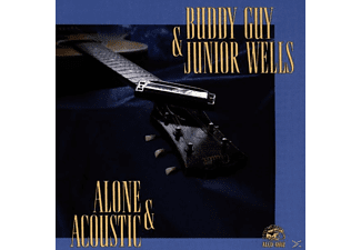 Buddy Guy - Alone & Acoustic - (CD)