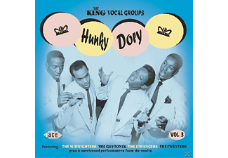 Hunky Dory: King Vocal Groups 3 - 1 CD - Sonstige