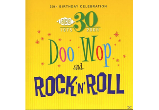 VARIOUS - Doo Wop & Rock'n'roll-Ace Birthd - (CD)