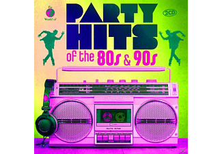 VARIOUS - Partyhits Of The 80s & 90s - (CD)