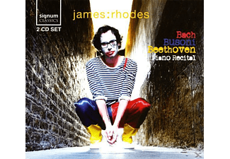 James Rhodes - Now Would All Freudians Please Stand Aside - (CD + DVD)