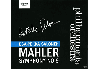 The Philharmonia Orchestra, Salonen - Sinfonie 9 - (CD)