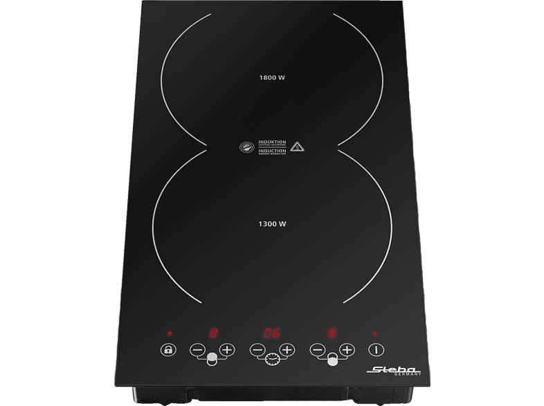 Steba IK 200 induction hob Domino self-sufficient